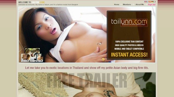 Tailynn Paysite Review